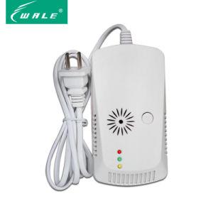 Alarma de seguridad Wireless Sensor de fuga de gas