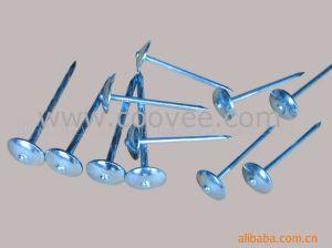 매끄러운 꼬이는 정강이 전기판에 의하여 직류 전기를 통하는 우산 루핑 못
