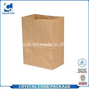 Ganar la alabanza de los clientes bolsa de papel de comestibles