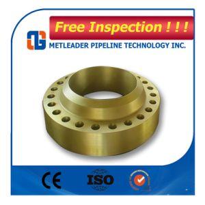 Flangia A105 del collo della saldatura del acciaio al carbonio