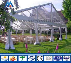 El bastidor de aluminio de gran parte de la boda carpa carpa transparente para 1000 personas