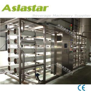Tratamiento de agua de purificación de agua de filtro de agua del sistema de ósmosis inversa.