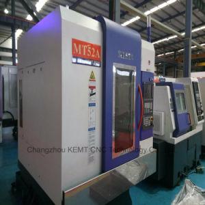 (MT52D-14T) CNC Mistubishi-System Bohrung und Prägebearbeitung-Mitte