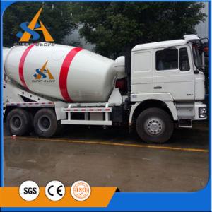 Comercio al por mayor 6X4 340CV 8m3 de concreto camión mezclador de cemento
