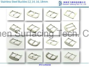 OEM ver las piezas de acero inoxidable y pulsera Smartwatch
