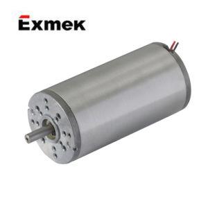 motor del cepillo de 63m m PMDC con 24V 50W (MB063KG100)