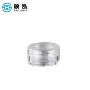 3g 5g de gros de l'emballage vide Fashion Design cosmétique Fancy Jar