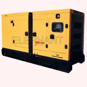 標準的な(中国)無声タイプ200kVAの発電機のディーゼル、AC三相頑丈なディーゼル発電機220V/380V