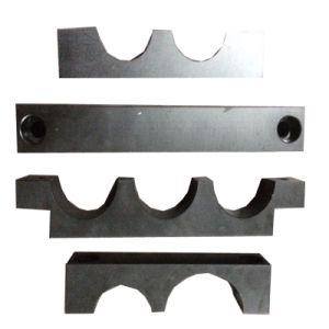 Nach Maß CNC, der gedrehten Plastik der Bauteil-POM maschinell bearbeitet, zerteilt Hersteller