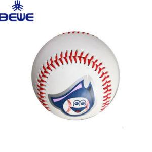Beisebol promocionais de couro de PVC de 9''