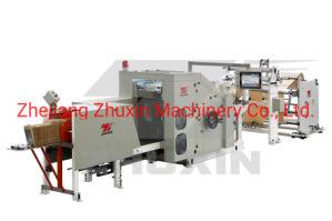 CY-180 fond carré sac de papier automatique Making Machine