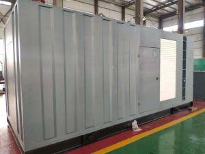 de Elektrische van de Diesel 700kw 875kVA Reeks van de Generator Geluiddichte Genset Ce/ISO Goedkeuring van Perkins
