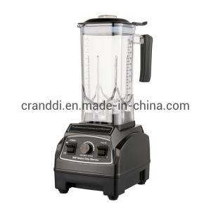 1500 W, contrôle de vitesse variable, Corps ABS & NETTOYAGE One Touch professionnel Blender alimentaire (YL-013)