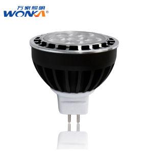 A intensidade de ETL MR16 Lâmpada LED para kits de iluminação da paisagem