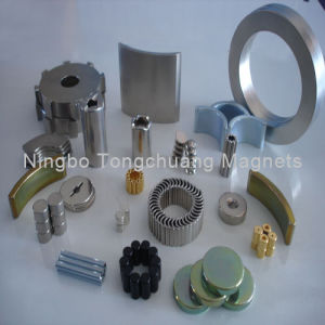 Неодимовые магниты с покрытием
