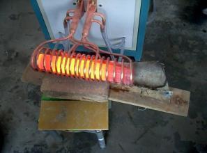 자기 유도 난방 금속 위조 기계