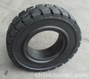 Gabelstapler-Vollreifen/Reifen mit ISO 5.00-8 Einfach-Befestigen 6.00-9 7.00-12