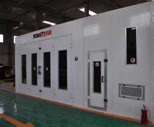 Marcação CE Industrial Carro Downdraft de cabines de pintura por spray Fabricante