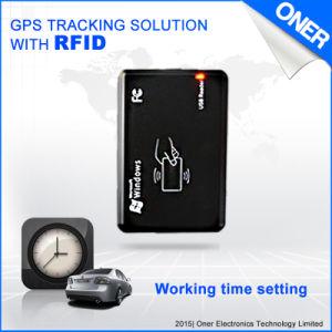 Voller Funktion GPS-Verfolger für Anfangsauto nur durch RFID