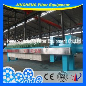 Filtro Prensa de la cámara automática para tratamiento de aguas residuales (XMZ100/1000-30U).