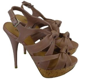 Haut talon Chaussures (S-07)