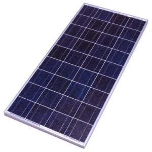 La energía solar 110W-130W Poli