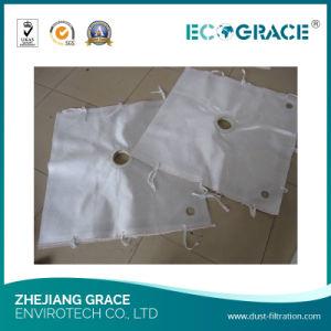 Металлургической промышленности PA PE материал жидкости фильтра нажмите тканью