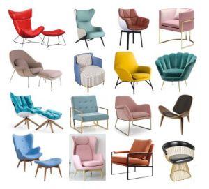 Wholesale Casa estilo moderno clásico best-seller de muebles de diseñador réplica Silla de Ocio