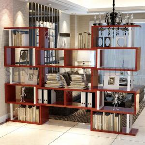 Modernes Möbel Büro Entbinden Hölzernes Bücherregal Datei Regal Modell  (SZ FCT624)