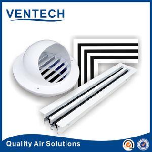 Linearer Schlitz-Diffuser (Zerstäuber), linearer Schlitz-Diffuser (Zerstäuber) für Klimaanlage