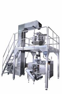 Doy Pack de papel automática Máquina de Llenado