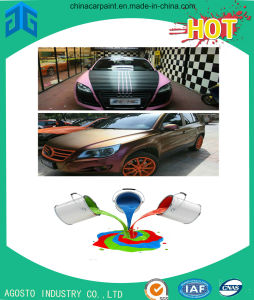 自動車心配のためのAgostoのブランドの吹き付け塗装