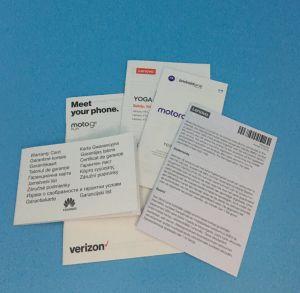 Impressão Offset pôster colorido /Folheto Informativo/ Brochura/Manual/ Folhetos /Branco