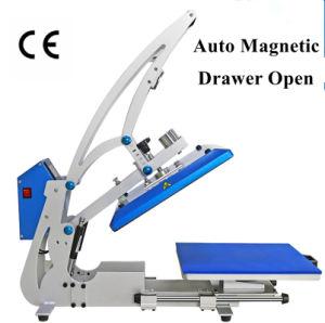 Lasing automático Bastidor de corte térmico magnéticos Pulse con el cajón abierto