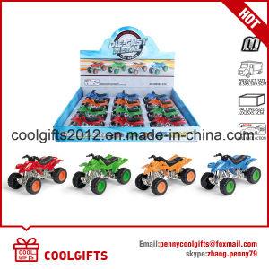 Mini giocattolo del motociclo delle macchine da corsa della scala del metallo dei bambini ecologici
