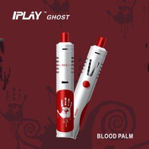 Yumpor la parte superior e EE.UU. de jugo de cable de carga USB Iplay Ghost Aio Vape con mejor proveedor