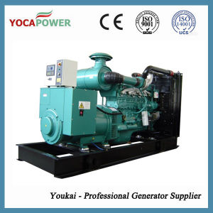 30kVA Cummins 디젤 엔진 산업 발전기 발전소