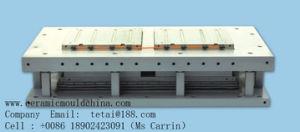 Molde de cerâmica para a linha de produção DLT