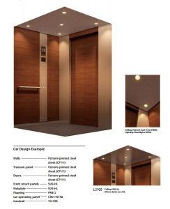 Eco y elevador ahorro de energía del Mrl