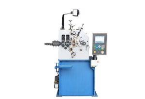Dos ejes Full-Automatic Control CNC el muelle de torsión de la máquina de bobinado