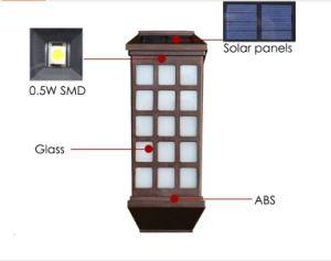 Resistente al Agua Caliente Solar LED de luz de pared LED Lámpara de jardín al aire libre nuevo jardín de luz solar