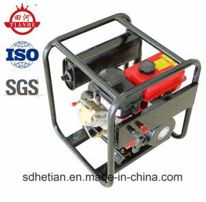 ISO9001 утвердил 24V генератор дизельного двигателя постоянного тока запуска содроганием