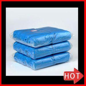 À usage unique SBPP/PP non tissé//plastique en polypropylène/ Cheap/CPE/PE/anti-dérapant Surchaussure jetable pour industrie alimentaire