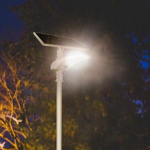 Illuminazione solare impermeabile esterna di obbligazione del giardino della via del sensore di movimento LED