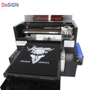 최상 A3 크기 8 색깔 Dx7 Printhead Impresora Camiseta Barata