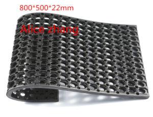 スリップ防止ゴム製台所マットの/Anti-Staticのゴム製マットかAnti-Fatigueゴム製マット