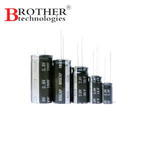 Tensão Alta 3,0V 5.0F Super Capacitor para alimentação de backup de armazenamento de energia Ultracapacitor