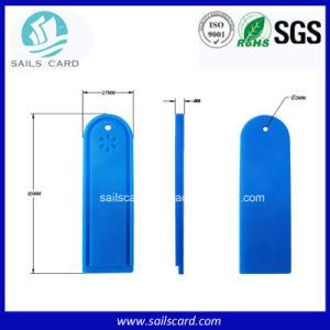 실리콘 915MHz 세탁물 UHF RFID 꼬리표