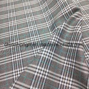 Novo Design de fios de licra Tr tingidos para verificações de tecido de desgaste de trabalho e uniformes