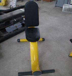 Macchina pratica del banco della strumentazione di ginnastica di forma fisica della costruzione di corpo di macchina di concentrazione